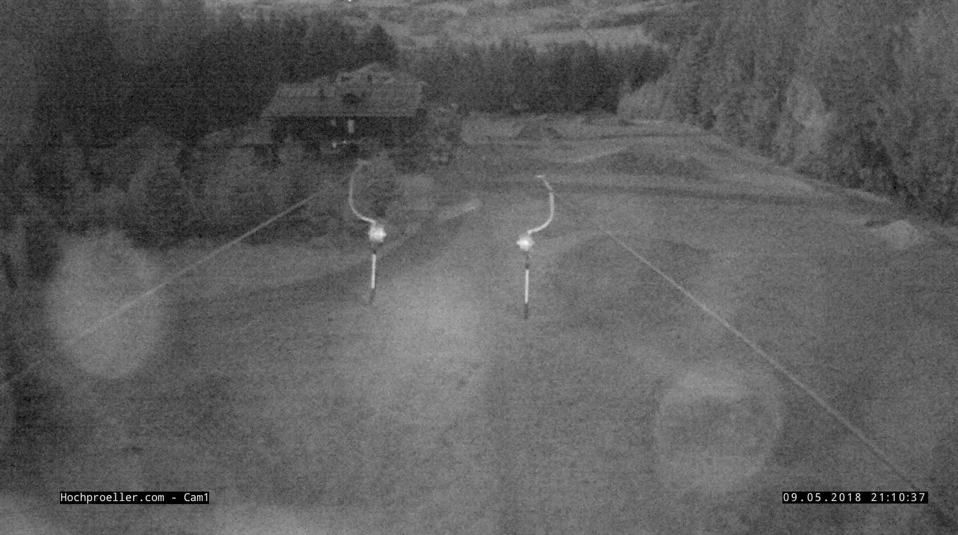 Sankt Englmar-Kollnburg, Skilift Hochpröller