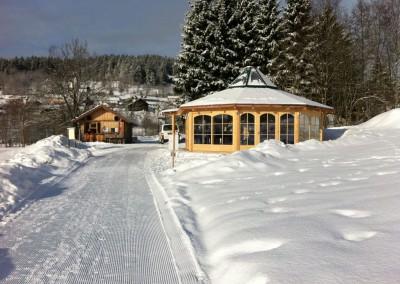 Kiosk & Pavillon